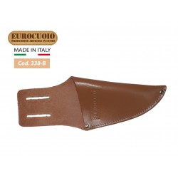 SEWN LEATHER PRUNING SHEARS HOLDER