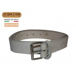 GREY BUFFALO LEATHER COLLAR FOR COW