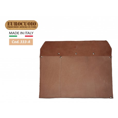 BORSA X CARPENTIERE IN CROSTA 2 TASCHE