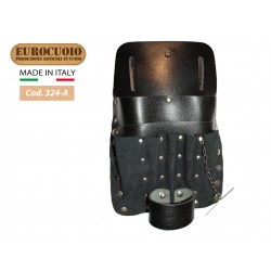 LEATHER SHEATH FOR ELECTRICIAN