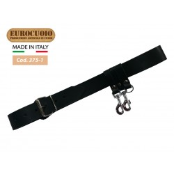 EXTRA LEATHER FIREMAN BELT
